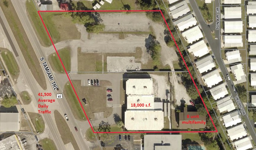 803 South Tamiami Trail, Osprey, FL 34229