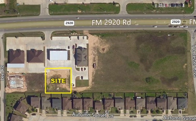 Build to Suit Professional Office Building on FM 2920