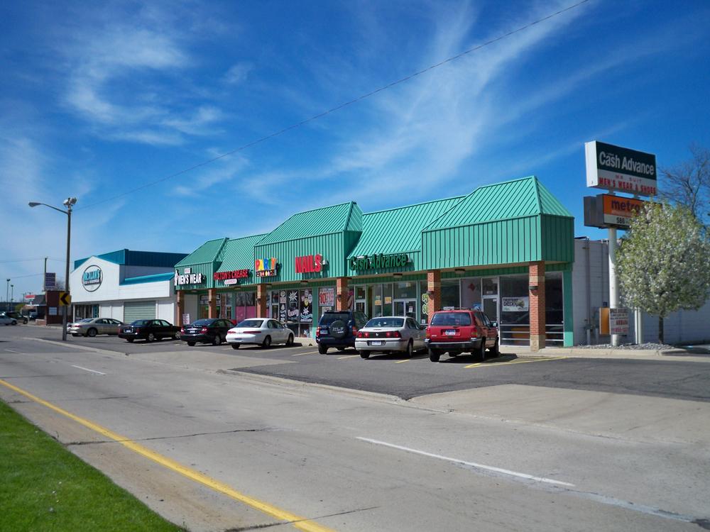 18065-18085 E. 8 Mile Road