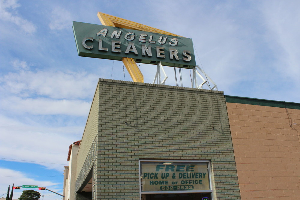 Angelus Cleaners