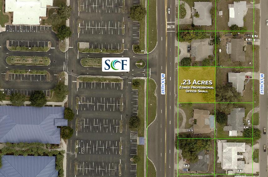 Office Development Site Across from SCF