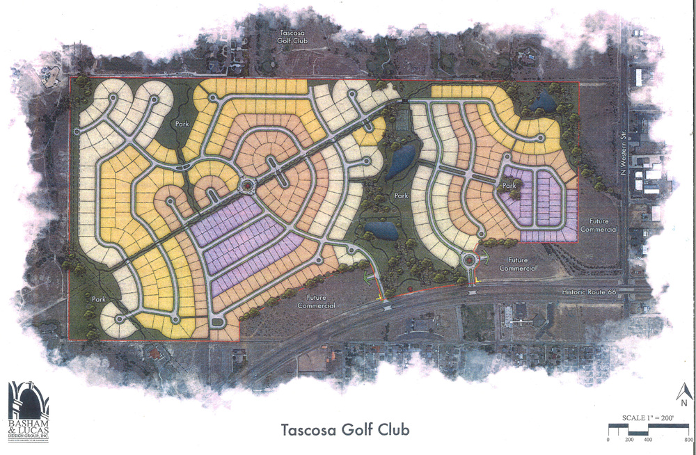 Amarillo Blvd at Western - The Trails at Tascosa Golf Club