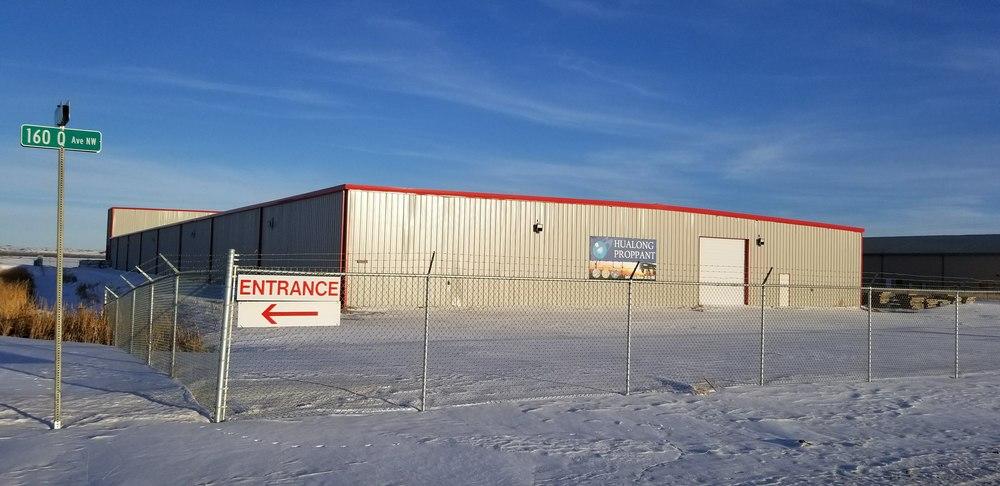 53,000 Sq Ft Distribution Warehouse Near Highway & Rail