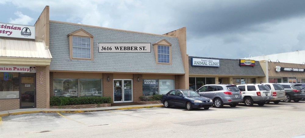 3616 Webber Sarasota - 200sf & 400sf Available