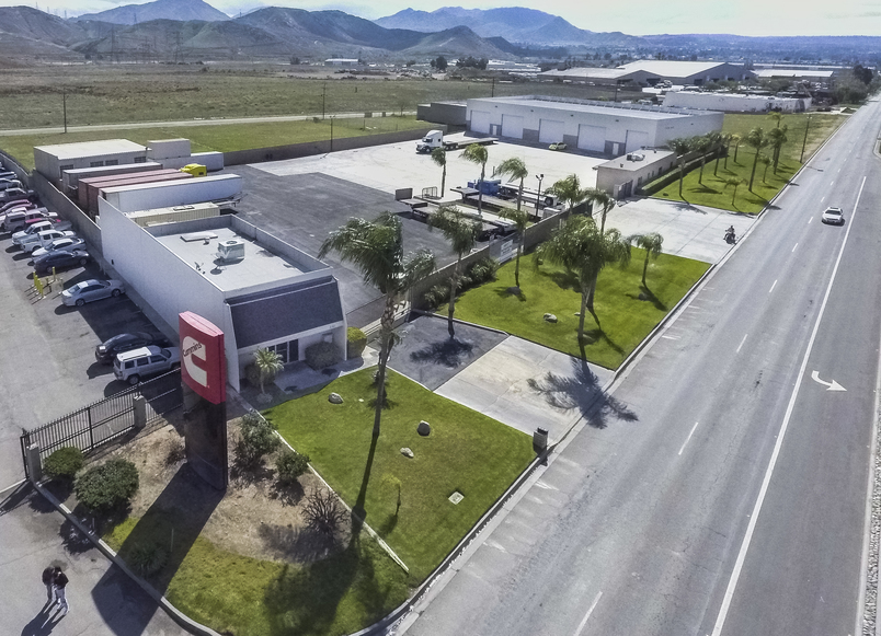 Heavy Industrial Yard with Multiple Buildings - Move in Ready