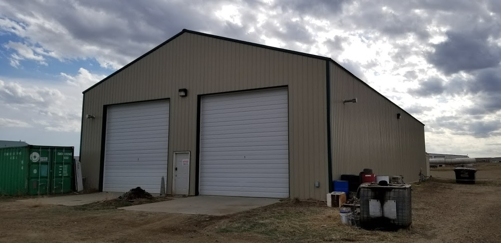 FOR SALE OR LEASE PURCHASE OPTION! 5,000 SF Shop On 5 Acres