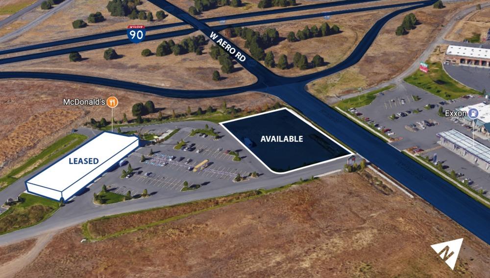 Fairways Plaza Pad Site 1 North