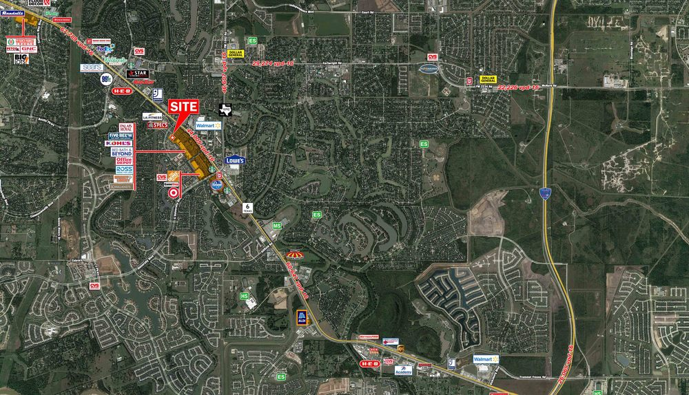 Kohl's Missouri City Pad Site