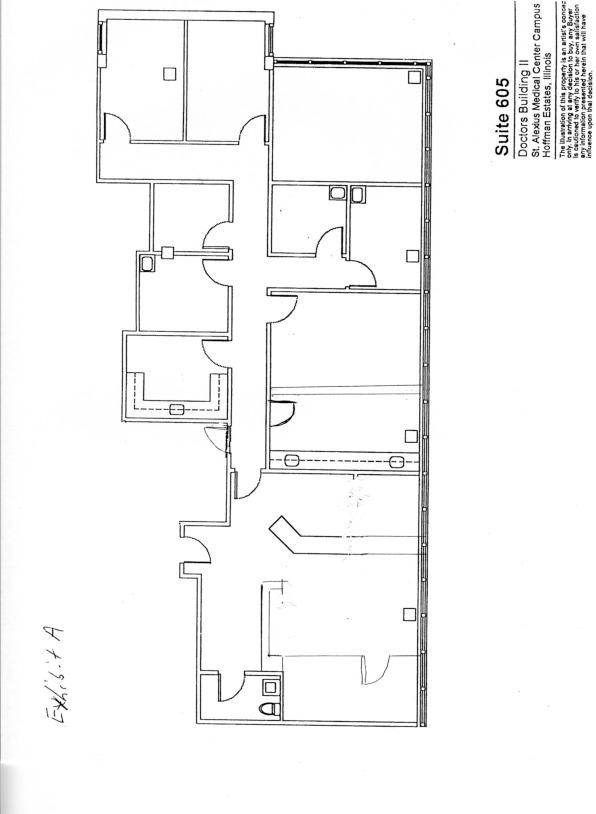 1585 N Barrington Rd, Ste 605