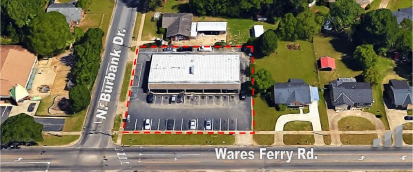 6001 Wares Ferry Road