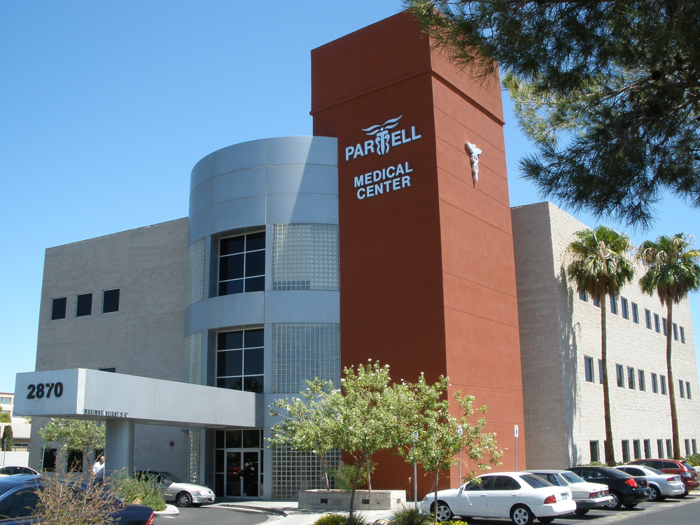 Partell Medical Building