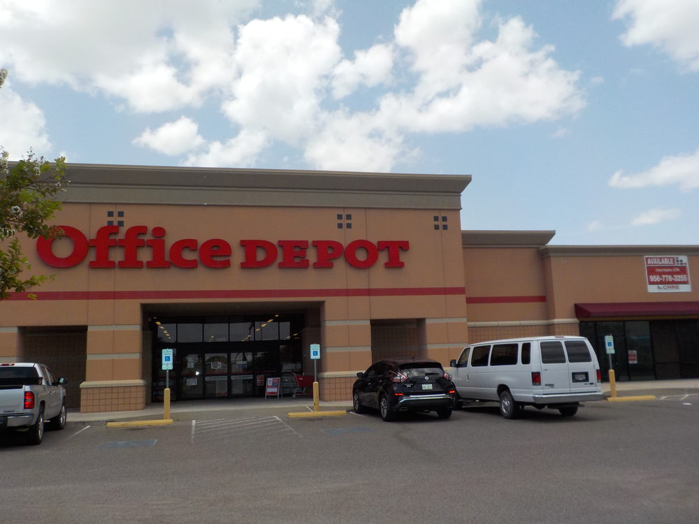 Office Depot Cotenancy Weslaco, TX
