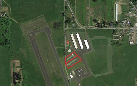 Mulino State Airport