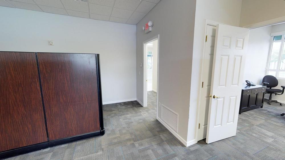 1st Floor Open Space View