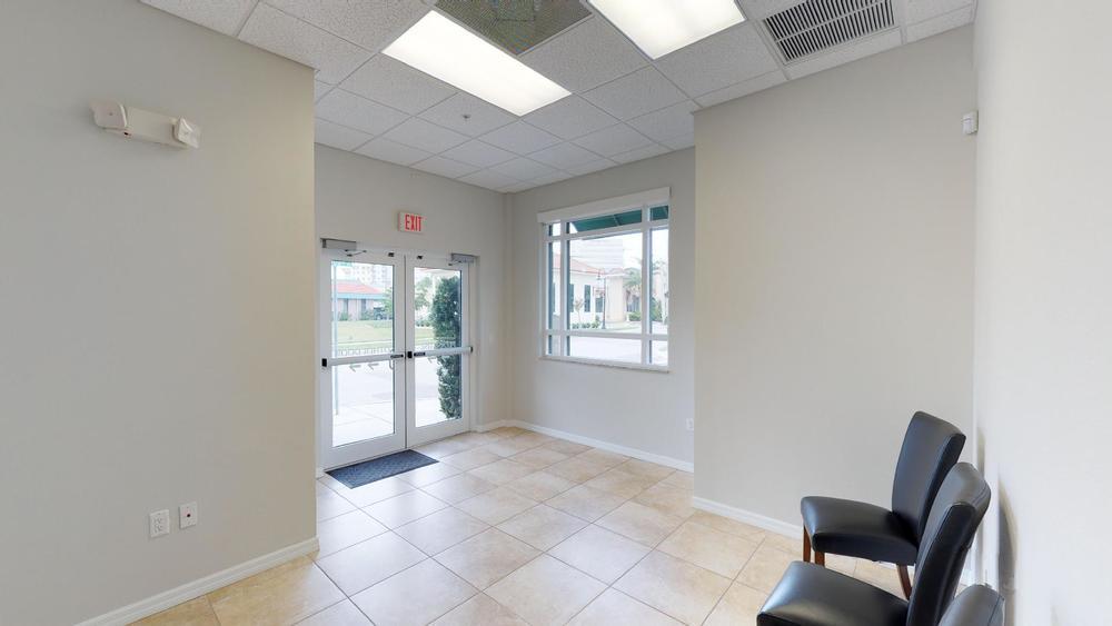 1st Floor Office View