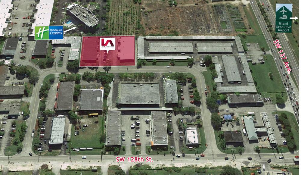 Kendall-Tamiami Warehouses Near Miami Executive Airport