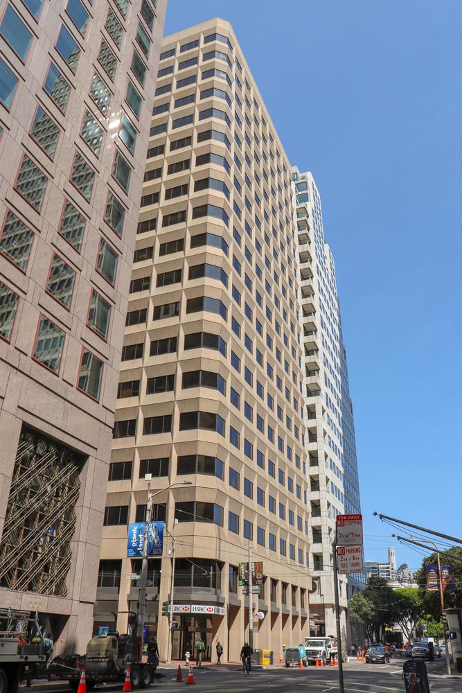 <div>601 Montgomery Street</div><div>San Francisco, CA 94111</div>