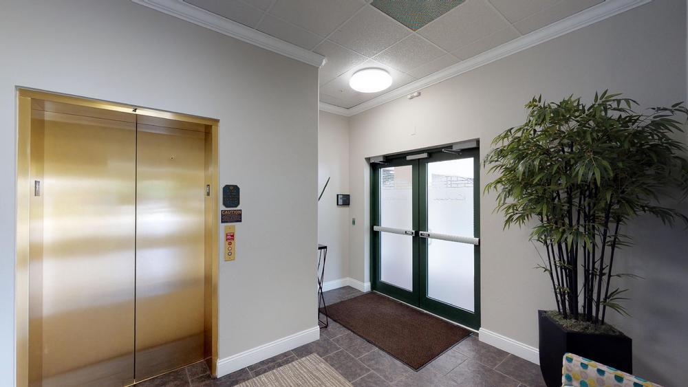 1st Floor Lobby View