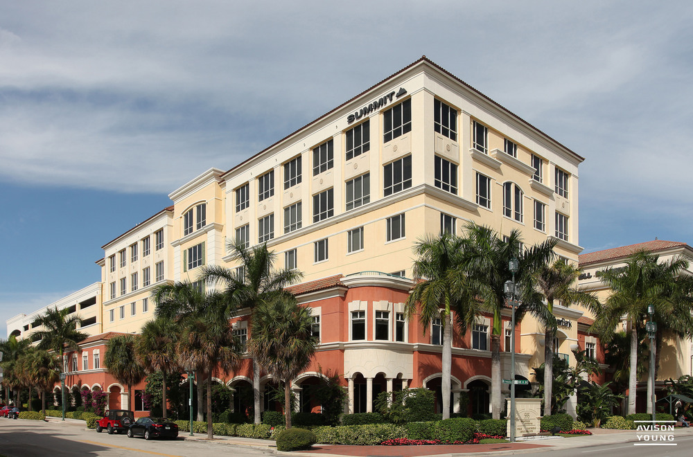 595 Financial Center - 595 Tower<br/><div>595 South Federal Highway</div><div>Boca Raton, FL 33432</div>