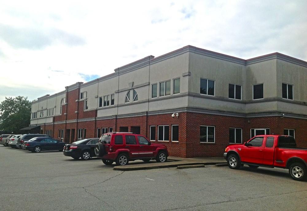 Priority One Security Building<br/><div>18 Interchange Blvd</div><div>Greenville, SC 29607</div>