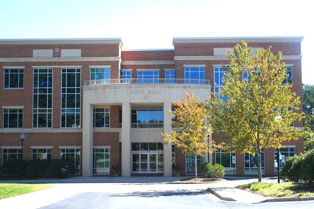 Chapel Hill 40 - Boyd Hall