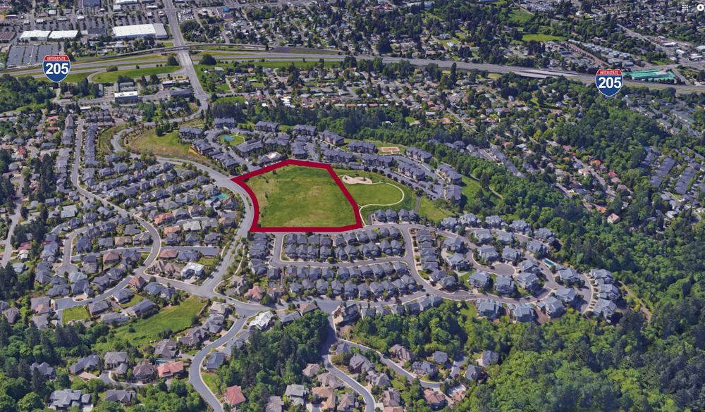 Altamont Park Development