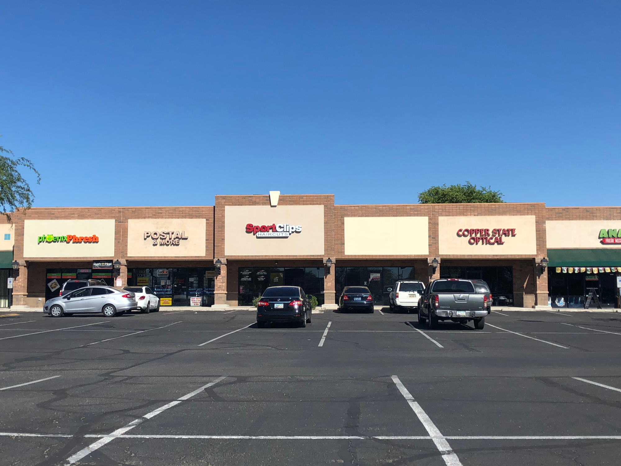 Glendale Thunderbird Shopping Center