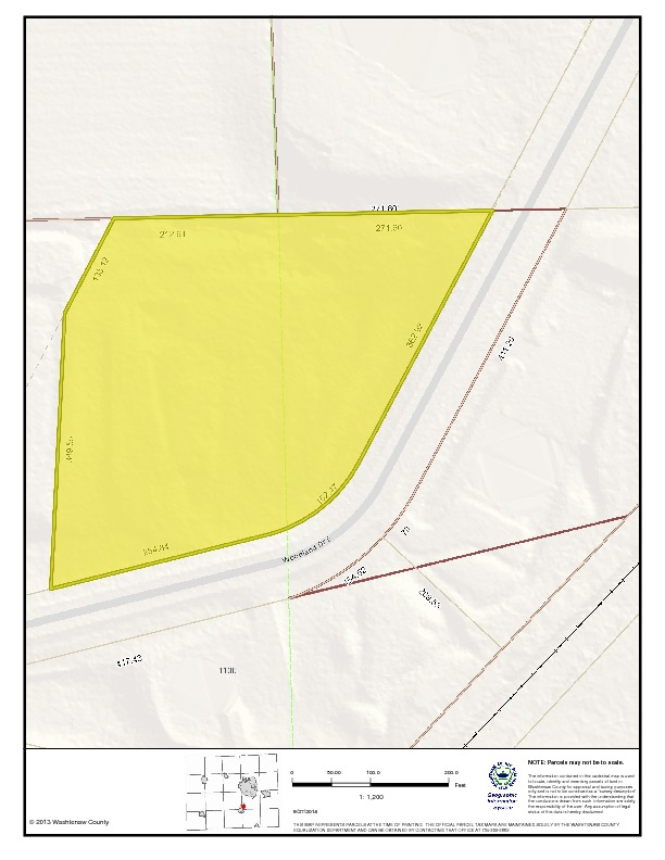 Saline Industrial & Office Vacant Land for Sale