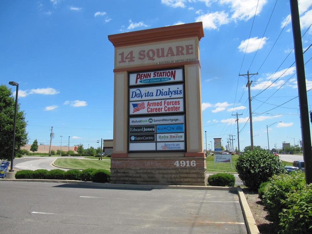 14 Square Shopping Center