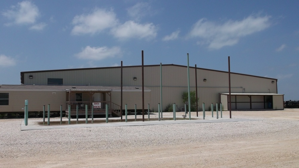 23,800 SF on 8+ acres fully stabilized