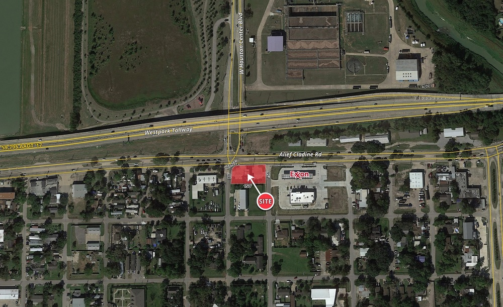 Hard Corner Redevelopment Site | Alief Clodine Rd