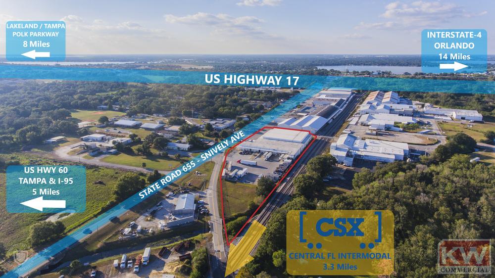 Central Florida Cold Storage Facility