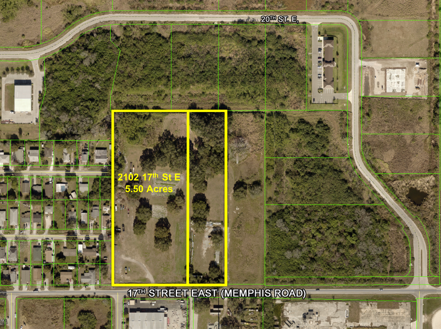 2102 17th Street East, Palmetto, FL 34221