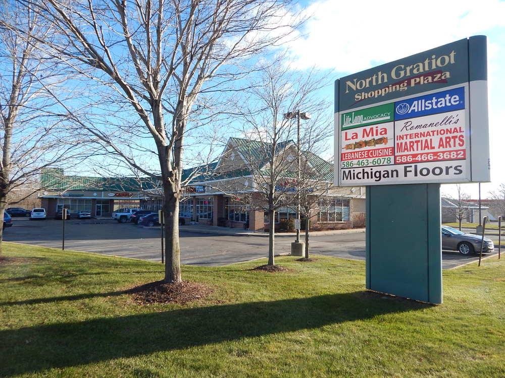 North Gratiot Plaza