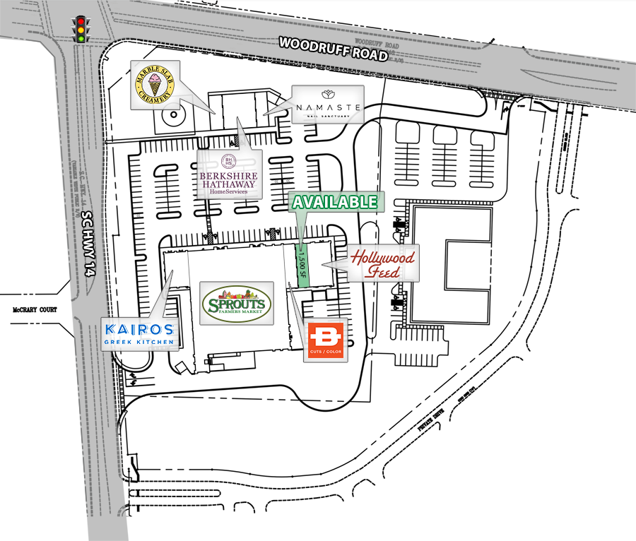 SC Greenville Trinity Park Neighborhood Center