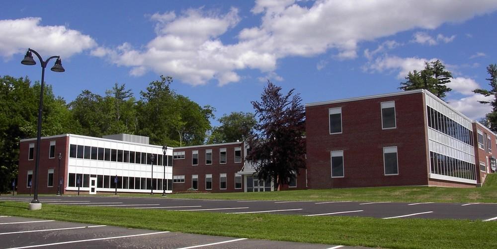 Pineland Center Durham & Freeport Halls