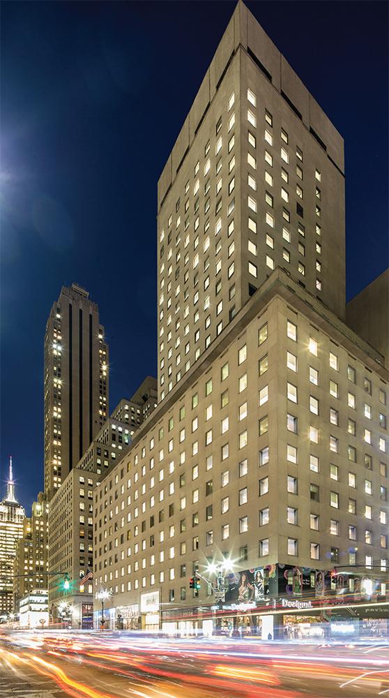 <div>530 Fifth Avenue</div><div>New York, NY 10036</div>