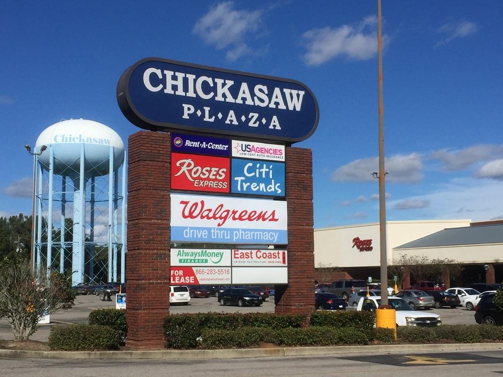 Chickasaw Plaza
