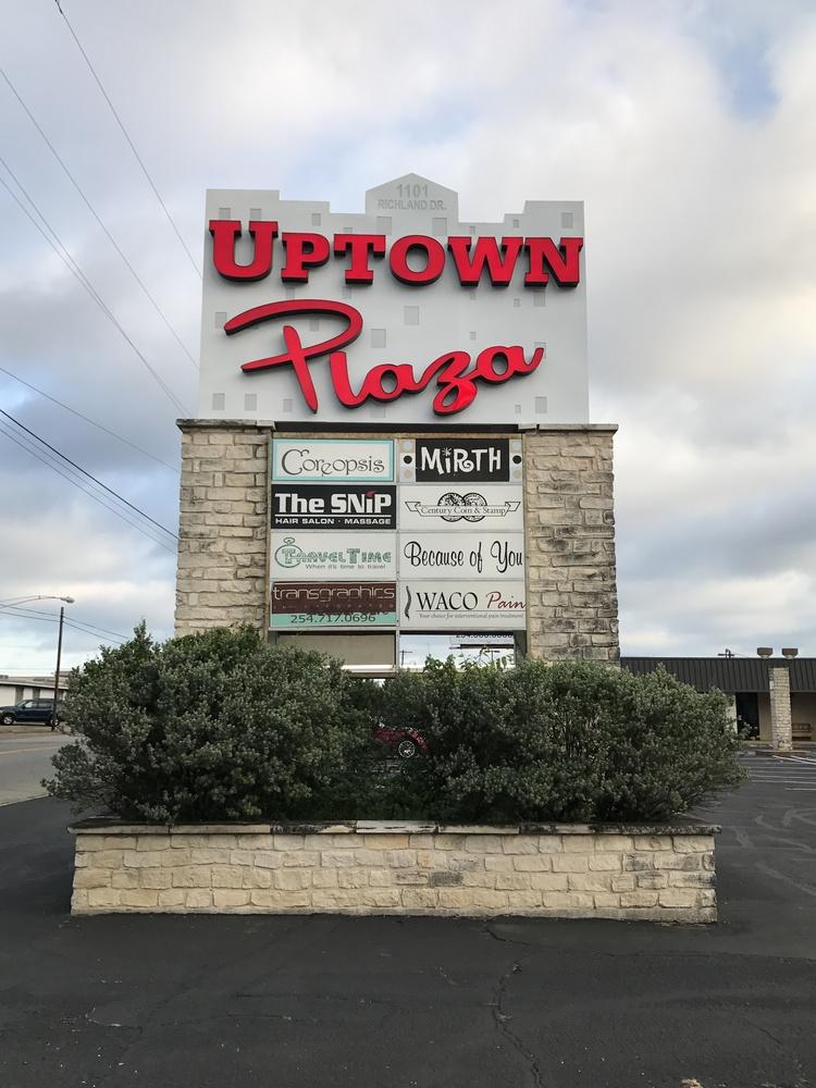 Uptown Plaza Retail Center