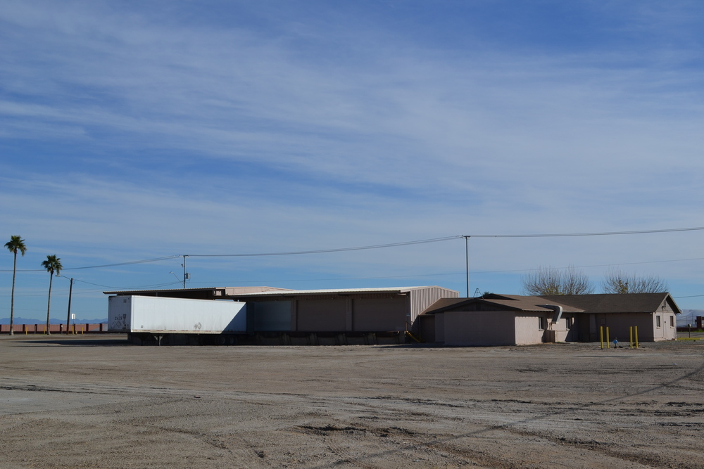Pacific Avenue Industrial Facility/ Redevelopment Opportunity