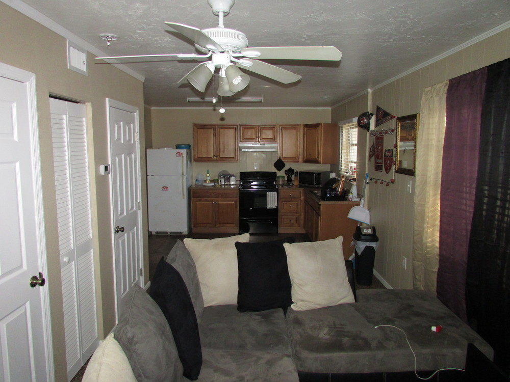 Interior View of Attached Apartment