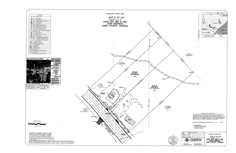 Cobb County Redevelopment Opportunity | 4.43 Acres