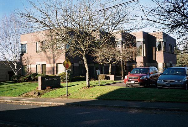 Executive Office Space-Tigard Triangle- Pacific Four Building