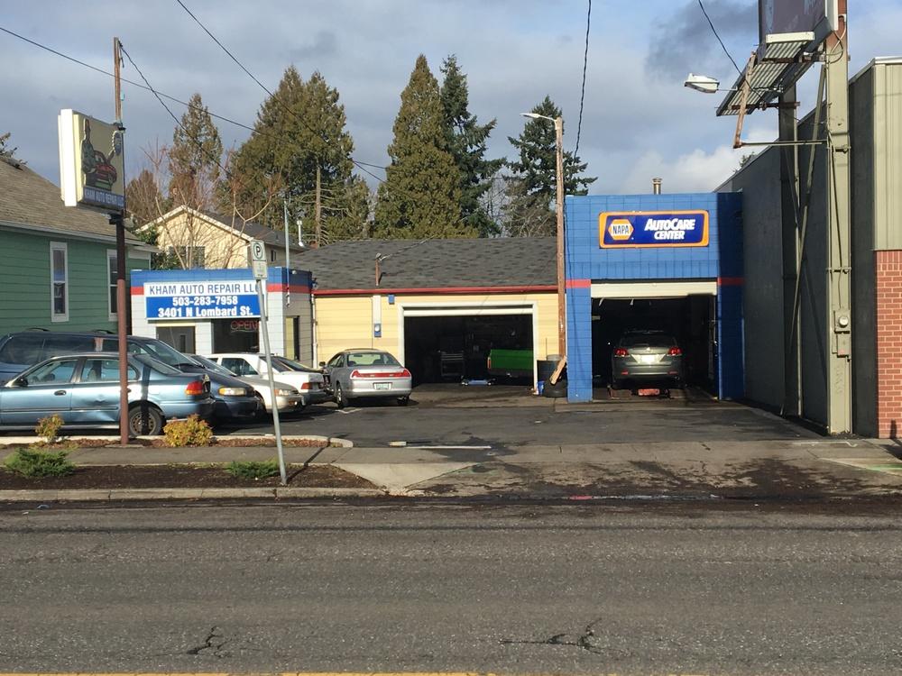 Auto Repair Building For Sale