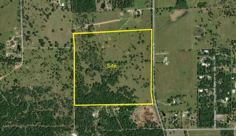 78.6 Acres of Land in Hockley