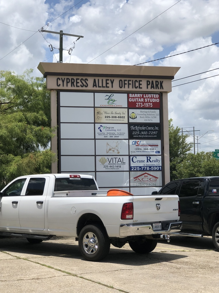 Cypress Alley Office Park