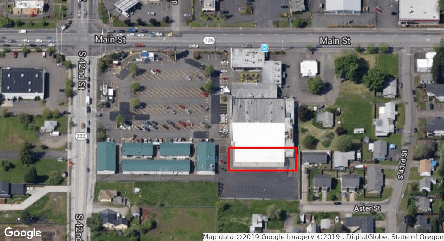 Springfield 4,337 SF Warehouse