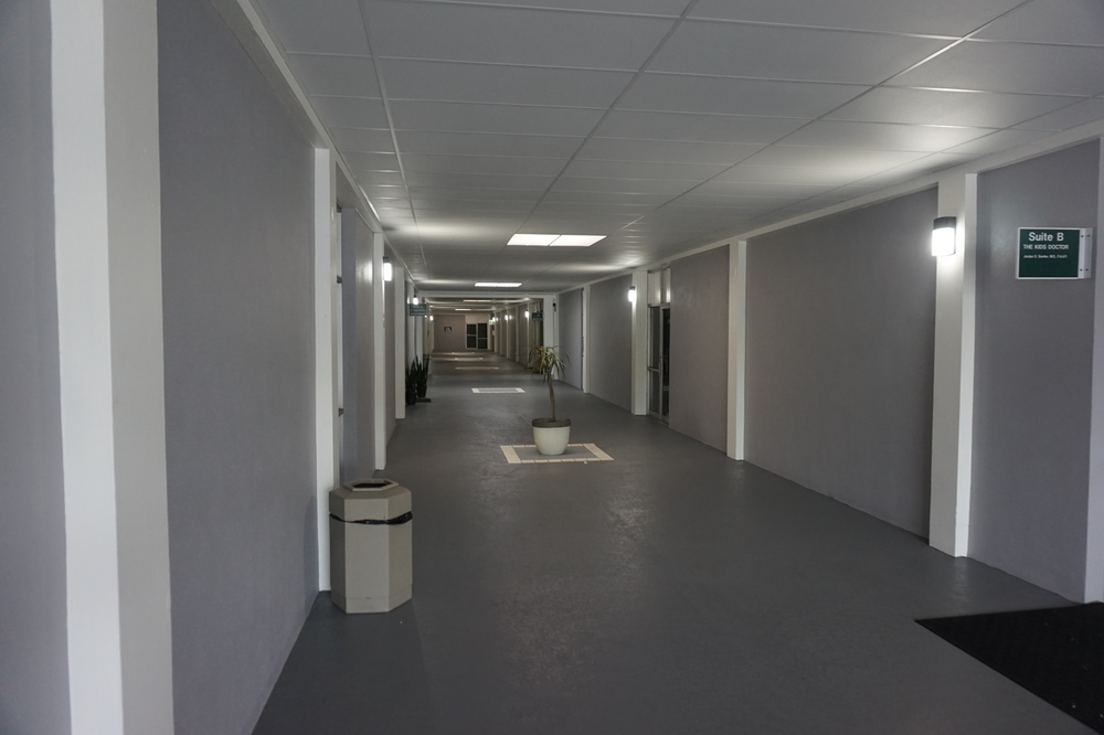 University Professional Building