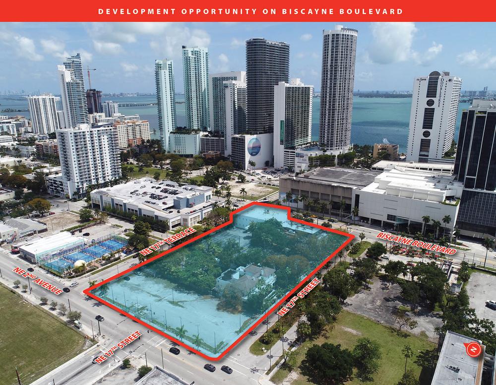 Biscayne Place<br/><div>1700 Biscayne Boulevard</div><div>Miami, FL 33132</div>