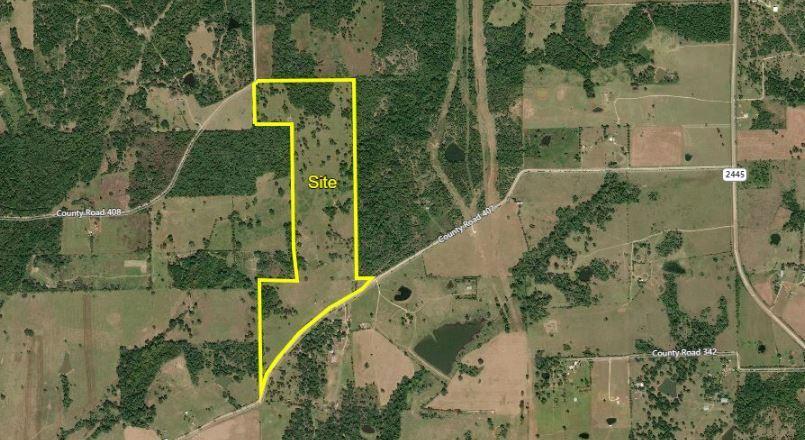 +/- 97.13 Acres of Land in Navasota